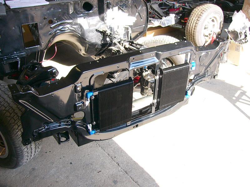radiateur d huile voiture
